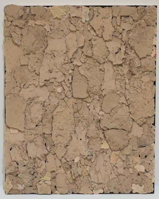 , 'Is it cement or is it paint,' 2017, Galeria Enrique Guerrero