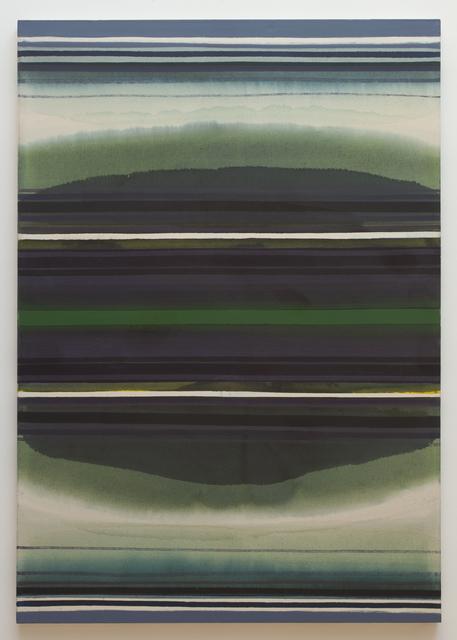 , 'Coast Stripe,' 1961, Haines Gallery