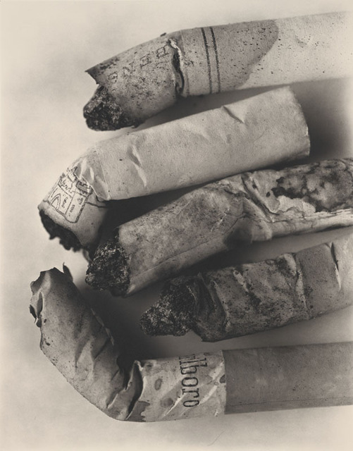, 'Cigarette No. 125, New York,' 1972, Hamiltons Gallery