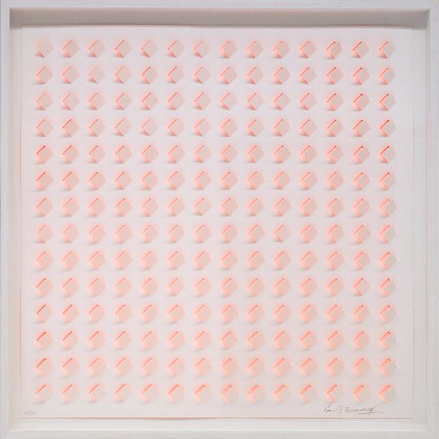 , 'ST Naranja 3A (orange),' 2012, Nikola Rukaj Gallery