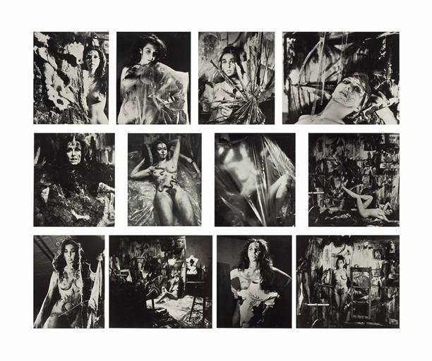 Carolee Schneemann, 'Eye Body: 36 Transformative Actions', Christie's