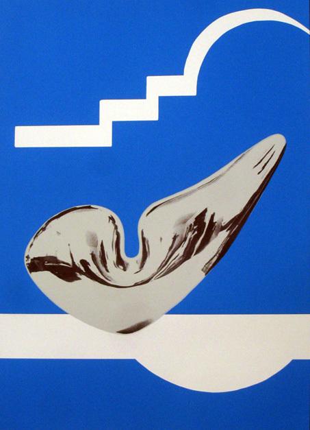 , 'Mikonos,' 1966, Pangolin