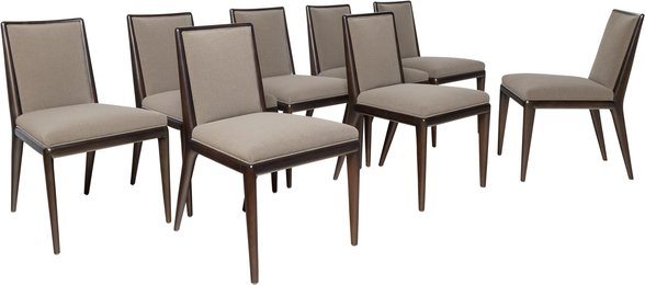 Eight Side Chairs
