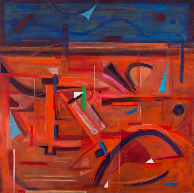 , 'Flux,' 2015, Trident Gallery