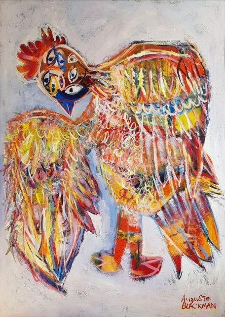 Auguste Blackman, 'Papageno', 2019, Angela Tandori Fine Art
