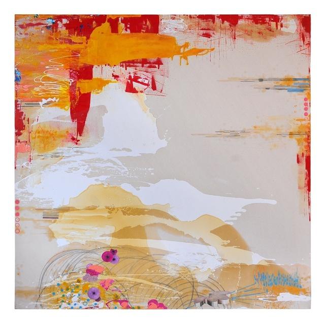 Janet Filomeno, 'Lotus Rising No. 15', 2013, Posner Fine Art
