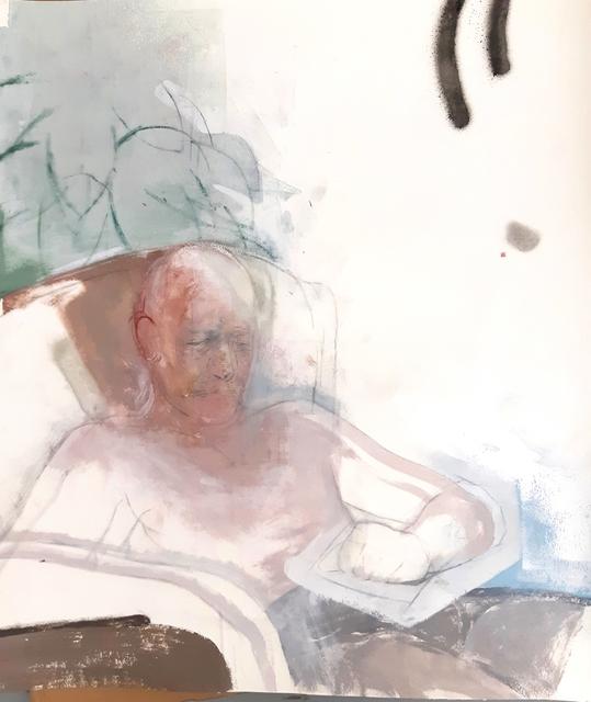 , 'Outro,' 2018, Robert Kananaj Gallery