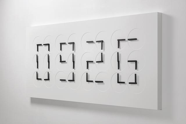 Humans Since 1982, 'ClockClock L', 2019, Gallery ALL