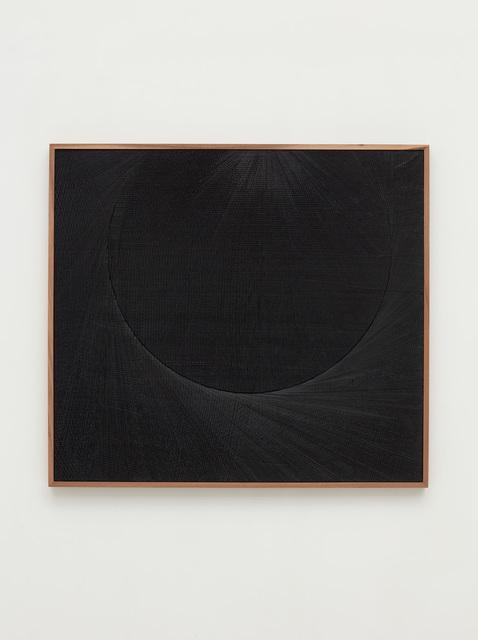 , 'Untitled (Etched Plaster),' 2018, Jason Haam