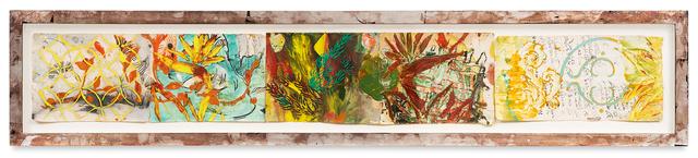 Judy Pfaff, 'Ragamala 11', 2013, Miles McEnery Gallery