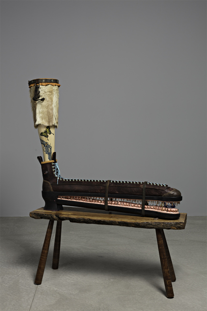 , 'Muzzle Load,' 2017, Catharine Clark Gallery