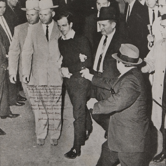 , 'Untitled (Jack Ruby),' 1964, Kohn Gallery