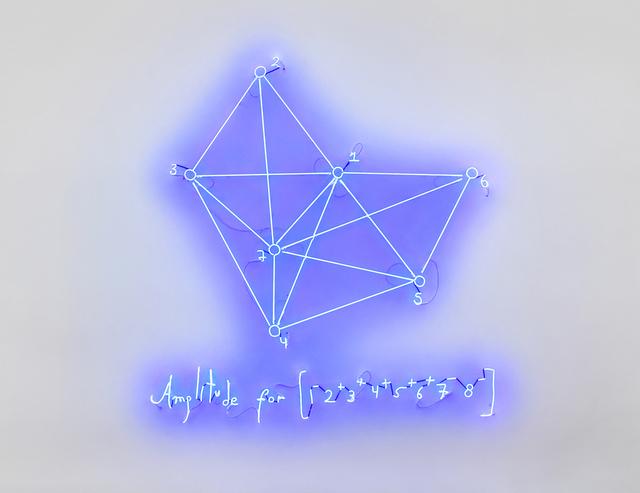 , 'Study on Amplituhedron,' 2017, Eduardo Secci Contemporary