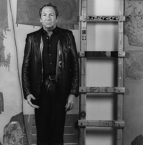 , 'ROBERT RAUSCHENBERG,' 1983, Pepe Cobo