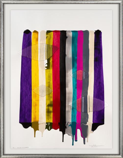 Raul de la Torre, 'Fils I Colors CCLXXXVI', Merritt Gallery