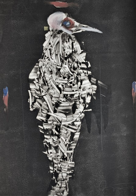 Richard Barlow, 'Crow Mummy', 2008, Redbud Gallery