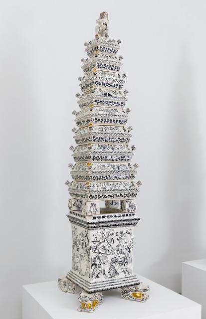 , 'Alligator,' 2018, Braverman Gallery