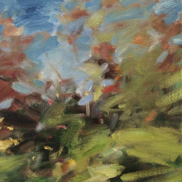 , ' Landscape 1,' 2015, G. Gibson Gallery