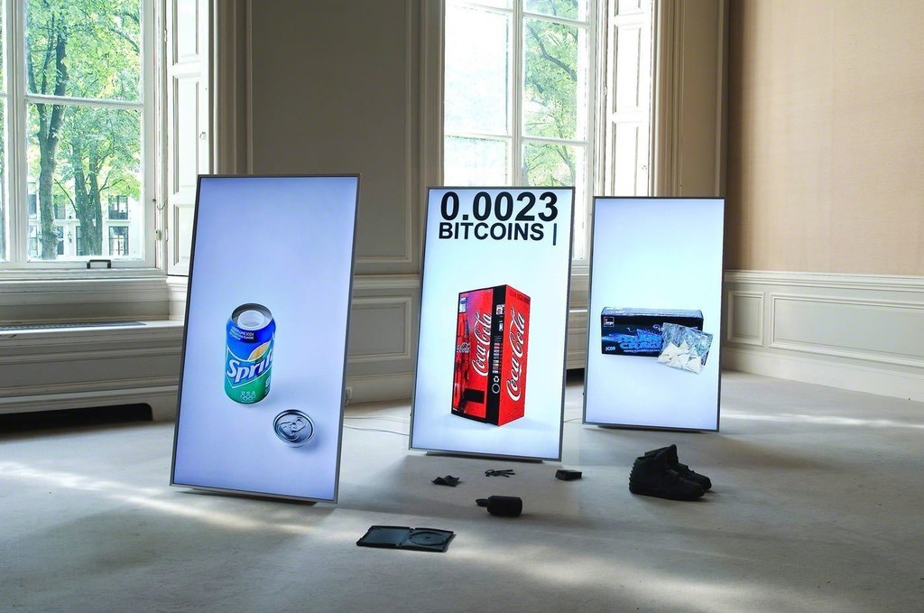 !mediengruppe Bitnik (DE), Random Darknet Shopper, 2014-ongoing