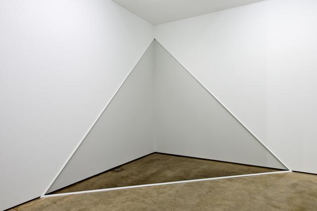 , 'Secao (Prisma Fume),' 2012, Lora Reynolds Gallery