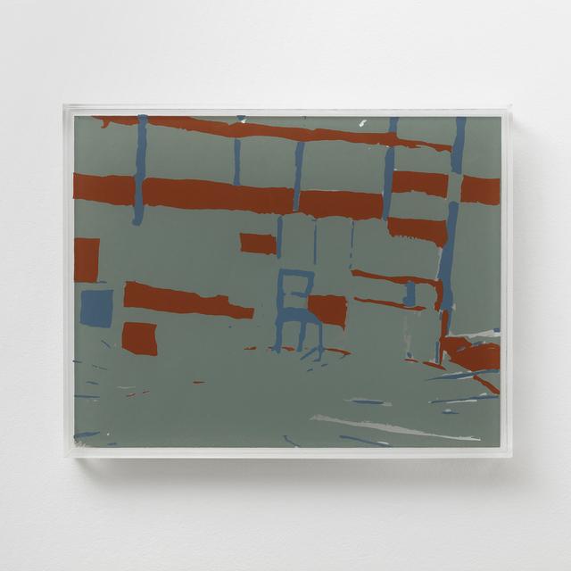 , 'A cadeira,' 2018, Carbono Galeria