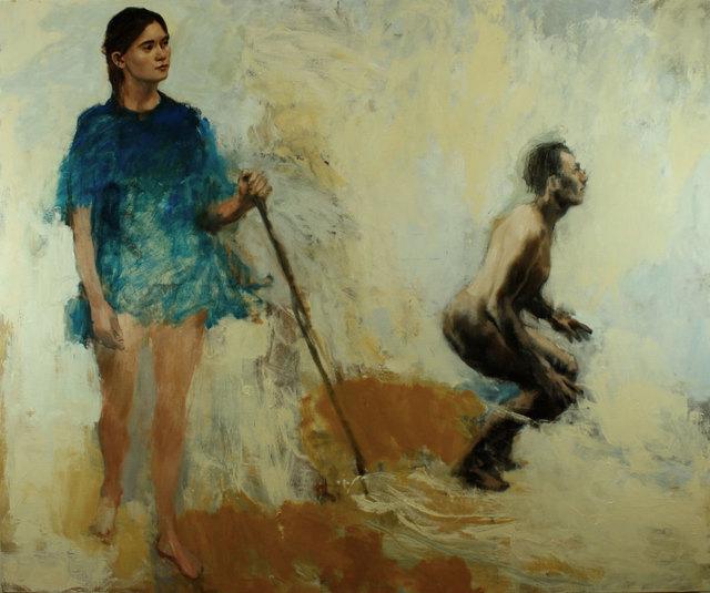 , 'Stranded,' 2017, Pontone Gallery