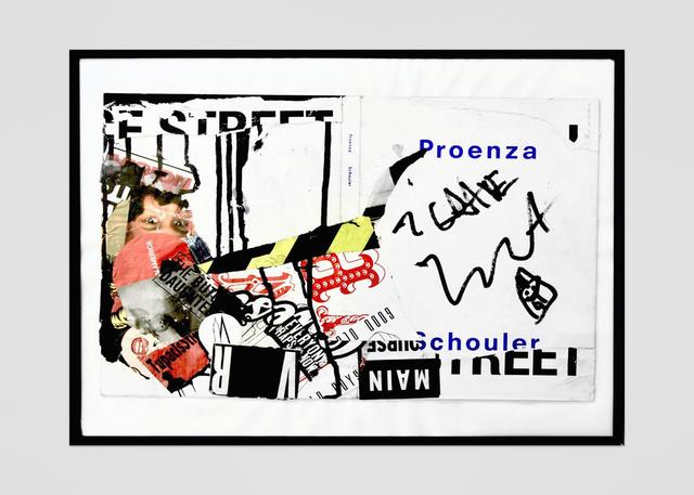 , 'The Pinocchio Story,' 2017, ABXY