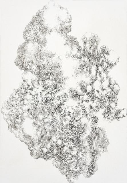 , 'Ripple Pile,' 2015, Galerie Judith Andreae