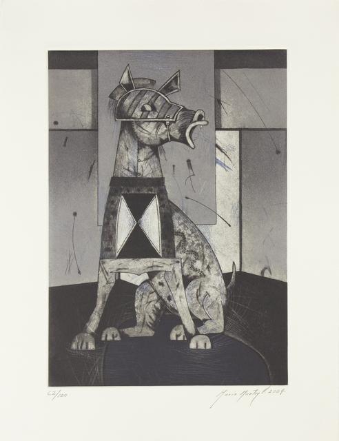 Mario Martin, 'ST', Bernardini Art Gallery & Auction House