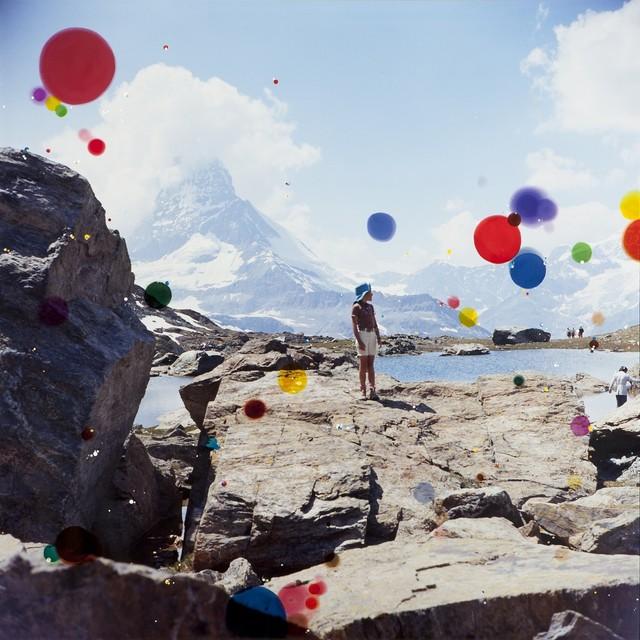 , 'Large Schoener Goetterfunken V, 'Heavenly, thy Sanctuary' ('Himmlische, dein Heiligtum'),' 2011, Galerie Ron Mandos