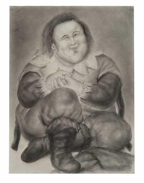 , 'Juan Calabazas ,' 1975, Galería Duque Arango