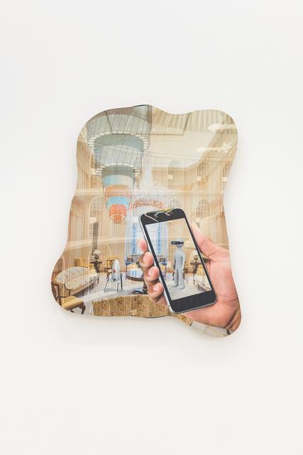 , 'Portal I,' 2017, Annka Kultys Gallery