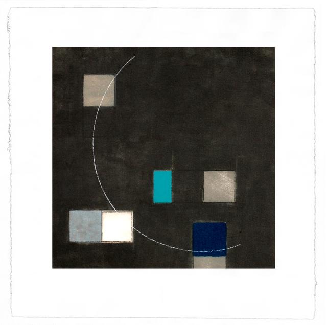 Felim Egan, 'Sea Dusk', 2006, Print, Intaglio, Stoney Road Press