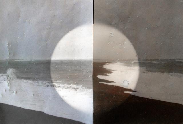 , 'Si ce monde est vide,' 2016, Baró Galeria