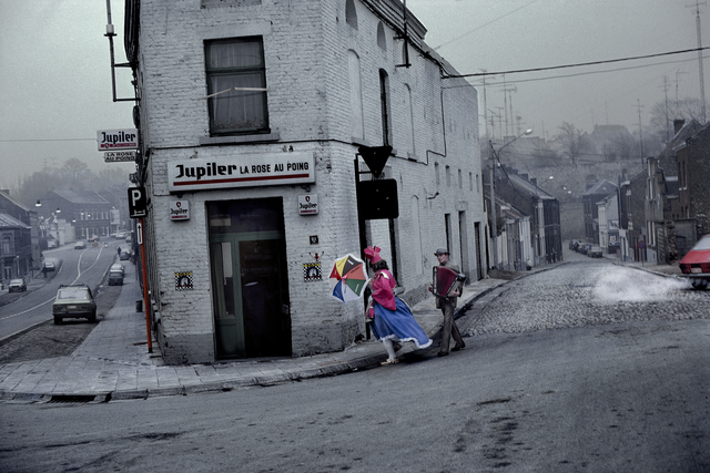 , 'Binche, Belgim,' 1981, GALLERY FIFTY ONE