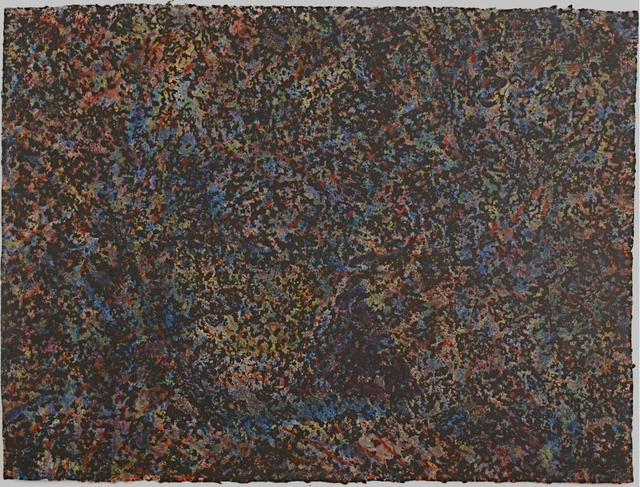 Sam Gilliam, 'Coffee Thyme I', 1980, Sragow Gallery