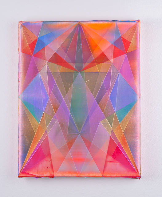 Shannon Finley, 'Info Mine', 2016, Painting, Acrylic on canvas, Lora Reynolds Gallery