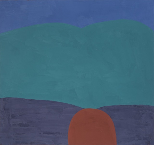 , 'FIRST LIGHT GREEN EARTH,' 2018, Gallery Fritz