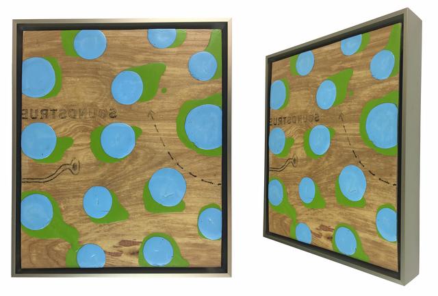 , 'Polka Dots No. 31,' 2016, FP Contemporary