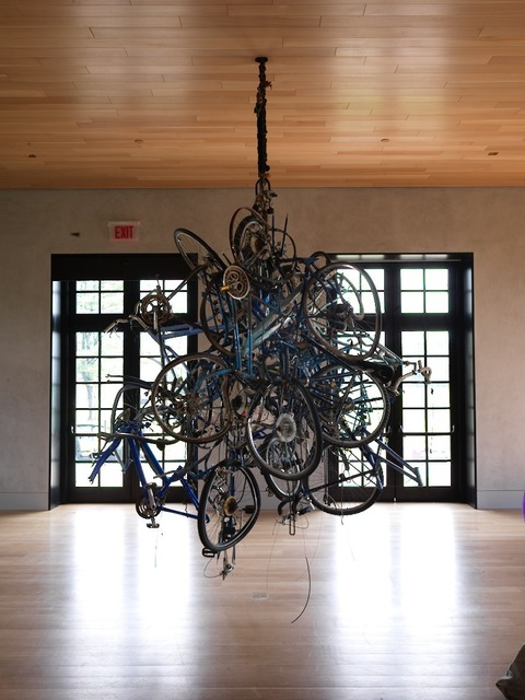 ", '""My Old Friend the Blues"",' 2012, Brant Foundation"