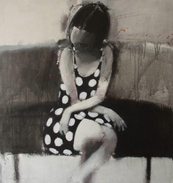 , 'Girl I ,' , Great Banyan Art