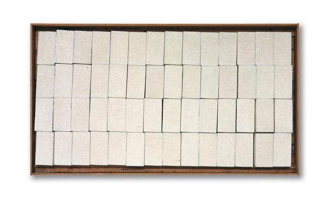 , 'Strutturazione pulsante (Pulsating Structuralization),' 1959, Robilant + Voena