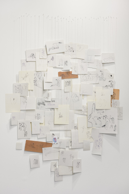 , 'Mes dessins secrets,' 1972-2011, mfc - michèle didier