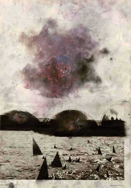, 'Schwemme,' 2013, Galerie Kleindienst