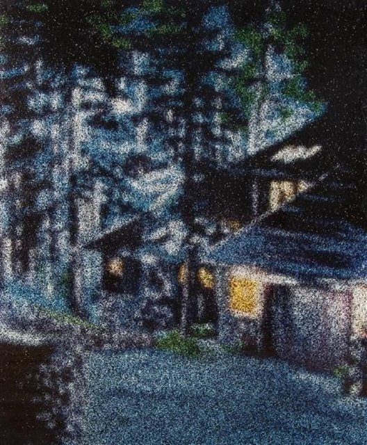 Ellen Brooks, 'Front Entry, (Forest), Large Scale Cibachrome', Late 20th Century, Lions Gallery