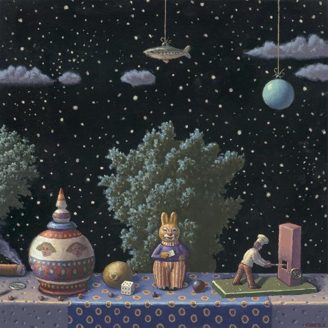 , 'Dream,' 2017, Etherton Gallery