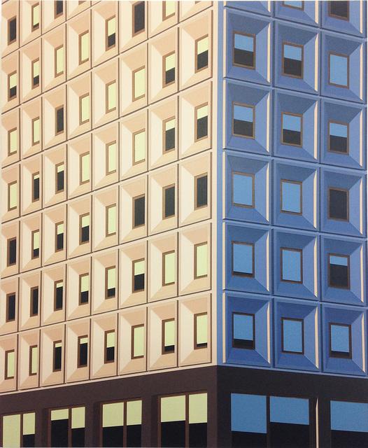 , '1 New York Plaza,' 2016, Peter Blum Gallery