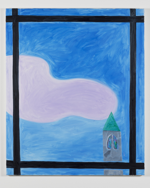 , 'Glass Tower,' 2017, David Risley Gallery