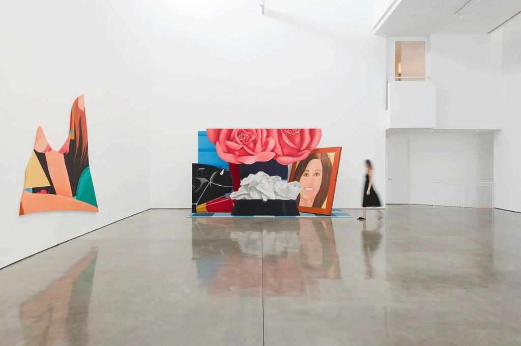 Art © Estate of Tom Wesselmann/Licensed by VAGA, New York, NY. Photo: Jeffrey Sturges. Courtesy of The Estate of Tom Wesselmann and Gagosian