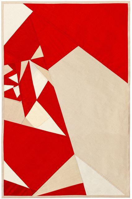 , 'Seeing Red Series 3,' 2019, Kathryn Markel Fine Arts